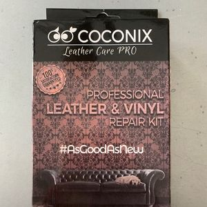 Coconix Leather Vinyl Repair Kit New Unused